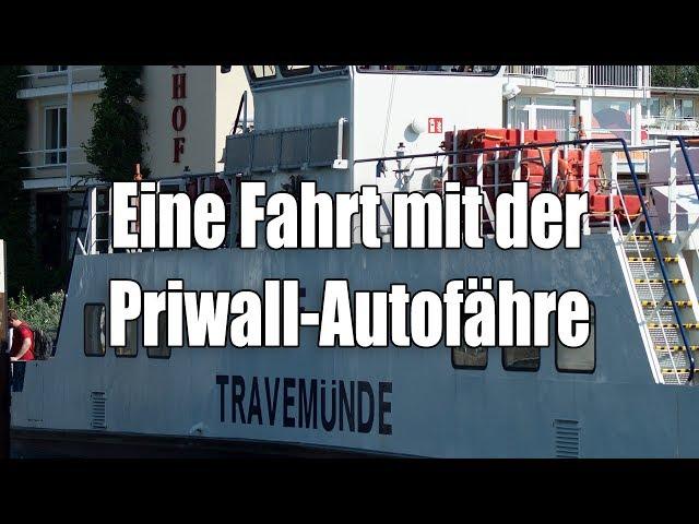 Priwall-Autofähre