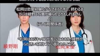 ドラマ「コウノドリ」に 出演の綾野剛は 産婦人科医で ピアニストという...
