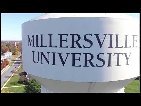 Millersville University Aerial Tour