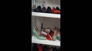 Видео Оптовая распродажа женской обуви 500 сом