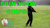 HOW TO SPIN YOUR CHIP SHOTS