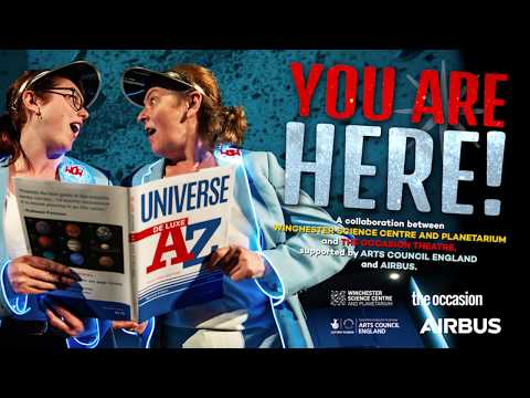 You Are Here! Trailer