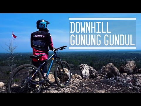 downhill-gunung-gundul