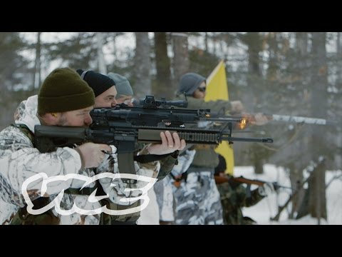 Inside the Michigan Militia
