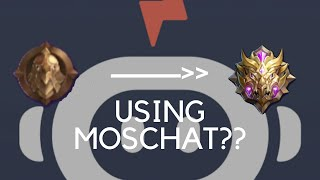 CAN YOU GET MYTHIC USING MOSCHAT??
