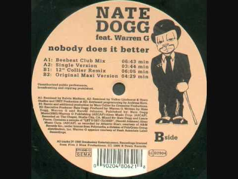 Nate Dogg - Nobody Does It Better Ft Warren G