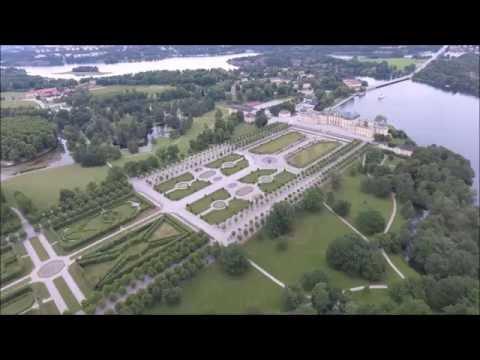 Drottningholm Palace DJI Phantom 4