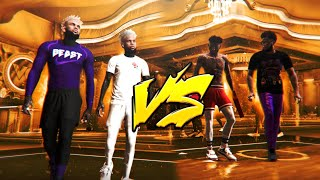 Annoying vs JoshInThaCut (Top Stage Guard) For $10,000. Top Series ever! NBA 2K20