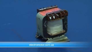 Трансформатор ОСМ1-0,4(Трансформатор ОСМ1-0,4 - http://electromotor.com.ua/video/transformator/2289-transformator-osm1-0-4 Характеристики, описание. Оптовая цена от..., 2011-10-19T14:19:16.000Z)