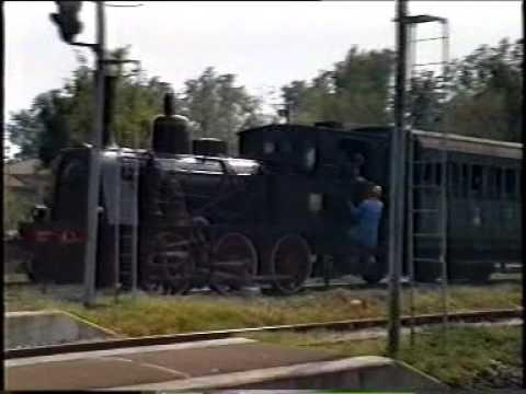 Treno a vapore reggio emilia ciano d 39 enza youtube - Ricci mobili ciano d enza ...