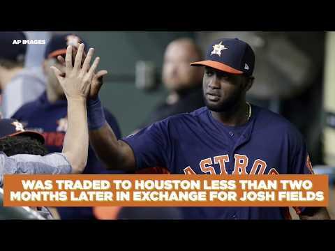 Yordan Alvarez: Houston Astros' newest star