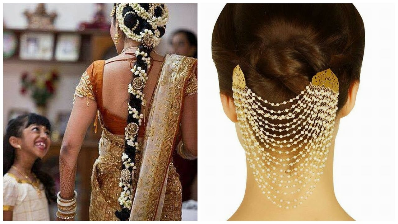 Indian Wedding Hair Accessories Images | Fade Haircut