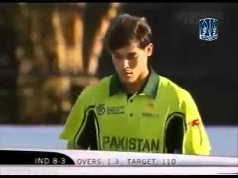 Anwar Ali destroyed Indian batting..musT watch