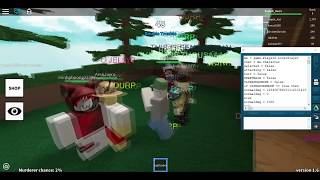 [RC7] ROBLOX Exploiting #4 (Twisted Murderer)
