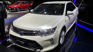 In Depth Tour Toyota Camry Hybrid XV50 Facelift - Indonesia