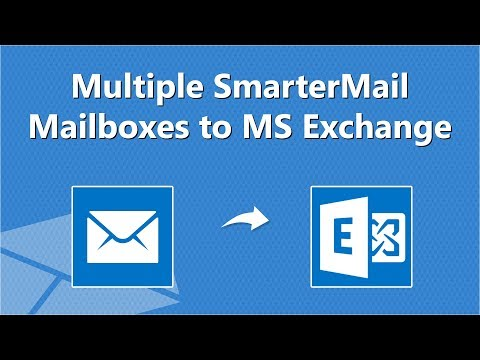 SmarterMail To Exchange Migration | Migrate SmarterMail Users To Exchange Server Accounts In One Go!