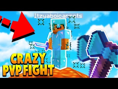 CRAZY PVP FIGHT?! | Minecraft FACTIONS #626