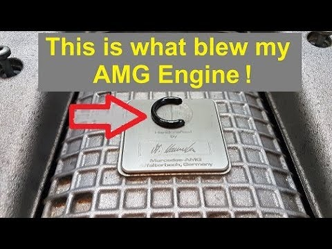 bad oil pump o-ring leads to engine failure? - MBWorld org Forums
