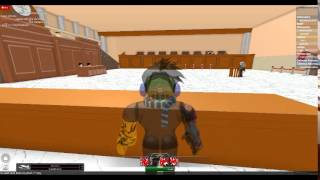 Roblox: We play Phoenix Wright Blox Attorney - A court reoleplay