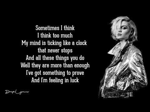 Make Me Fall - Nina Nesbitt (Lyrics)