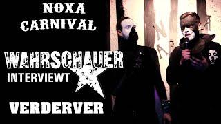 WAHRSCHAUER interviewt VERDERVER