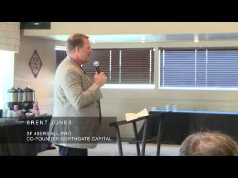 Brent Jones - SF 49ers All-Pro, Co Founder of Northgate Capital