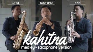 Download lagu Kahitna Medley (Saxophone Cover by Desmond Amos)