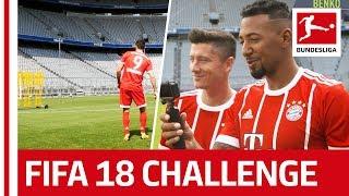 Boateng, Lewandowski & Video Assistant - EA Sports FIFA 18 Bundesliga Free Kick ChallengeSpecial thumbnail
