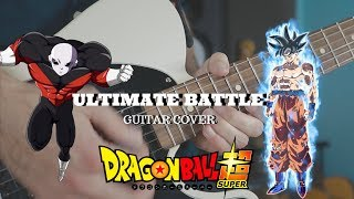 Dragon Ball Super Ultimate Battle Ultra Instinct Theme Guitar Cover by 94Stones.mp3