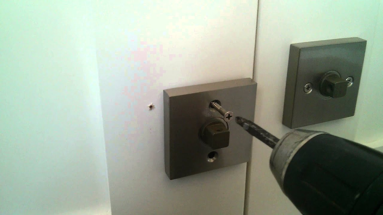 Superieur How To Install Dummy Door Knobs