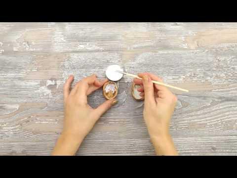 un paquet cadeau original voici comment le faire partir d 39 une noix youtube. Black Bedroom Furniture Sets. Home Design Ideas