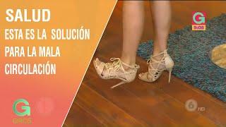 Sanguínea en piernas circulación problema de las