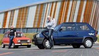 Klokje Rond - Fiat Panda vs. Renault 4