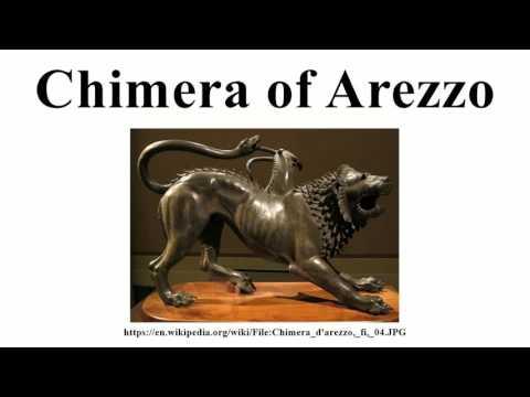 Chimera of Arezzo