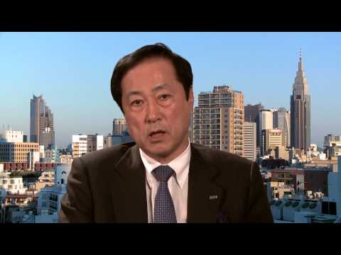 Moderate Economic Growth in 2015: Yasuhiro Sato of Mizuho