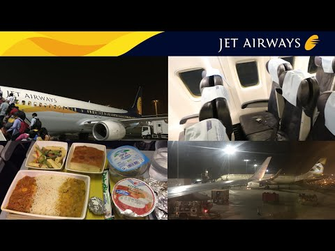 Jet Airways ECONOMY Class: Abu Dhabi to Pune