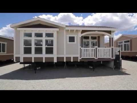 Kingsbrook 64 manufactured home by silvercrest youtube - What is a modular home ...