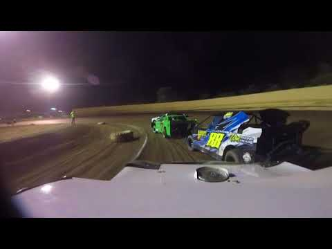 06/16/18 A Feature (P2) Creek County Speedway