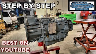 How to Rebuild a Allİson 1000 Transmission | Duramax