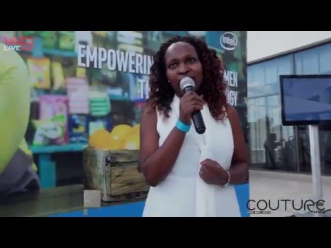 Intel® She Will Connect 2016  & Couture Africa