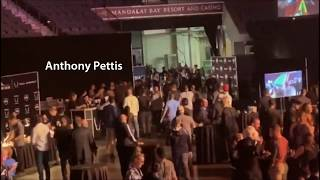 Ali Abdelaziz slaps Abe Kawa; Anthony Pettis flips out at PFL event Video