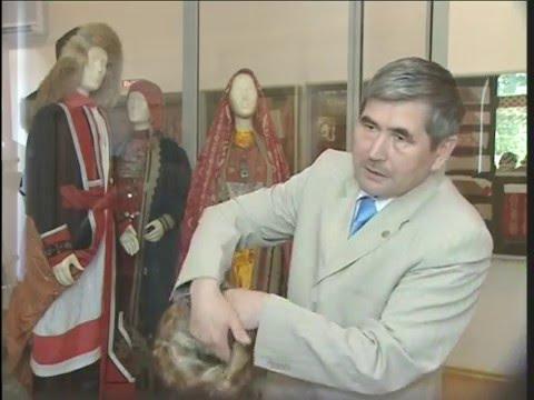 """Кашмау"" Башкирская национальная одежда. 2010г."