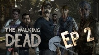 The Walking Dead - Around Every Corner: Let's Play Commentato - Parte 2: Il gemello cattivo di Duck