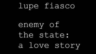 Lupe Fiasco Enemy of the state 01. Intro