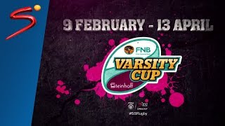 """Back Your Boytjies!"" - 2015 Varsity Cup"