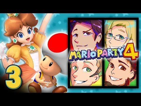 """Mario Party 4: """"Opinions: - EPISODE 3 - Friends Without Benefits"""