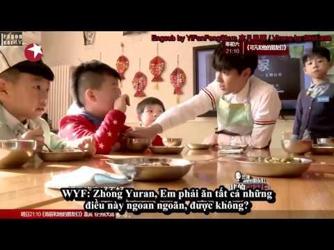 [VIETSUB] 150222 A Date with LuYu Kris Wu Yifan Full Cuts