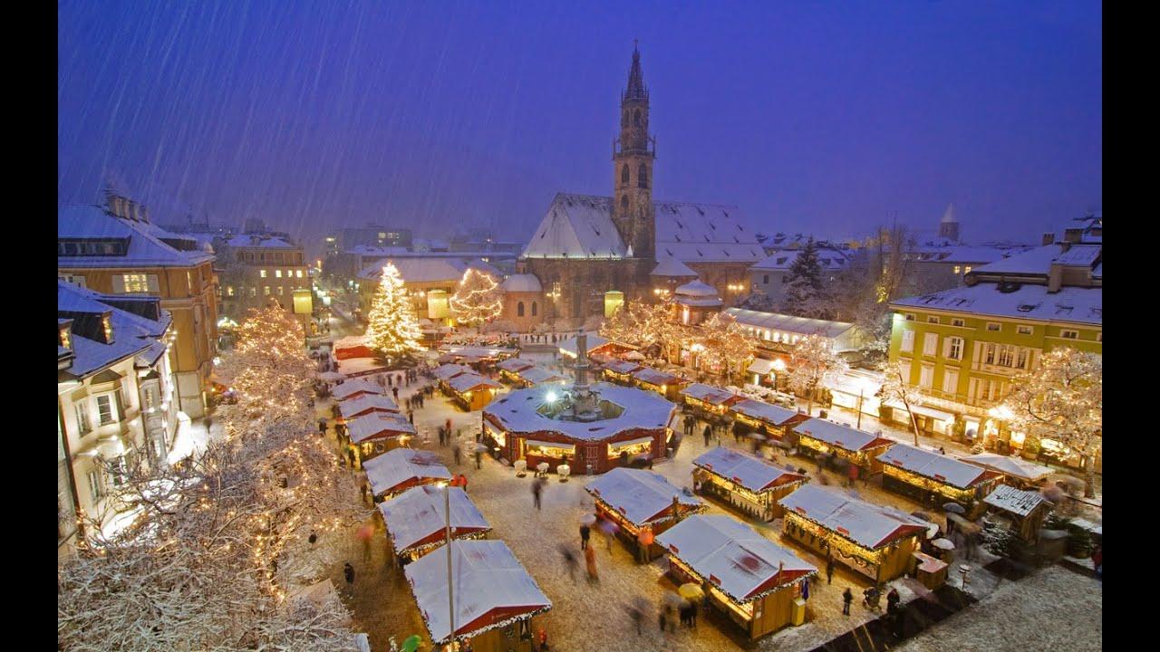 Foto Merano Mercatini Di Natale.Mercatini Di Natale Bolzano E Merano 2015 Youtube