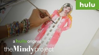 From Concept to Completion • The Mindy Project on Hulu