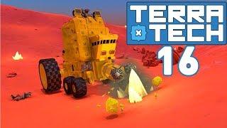 Прохождение TERRATECH: #16 - ТЯЖЕЛЫЙ БОЕВОЙ ВЕРТОЛЕТ!